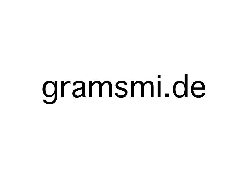 gramsmi.de
